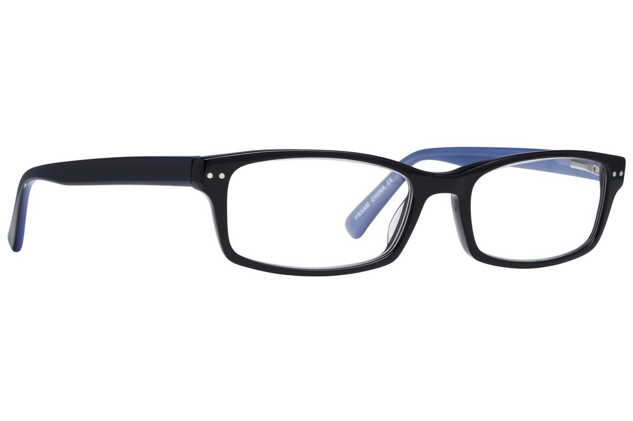 Lunettos Heze Reading Glasses Black