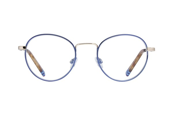 Lunettos Baham Reading Glasses ReadingGlasses - Blue