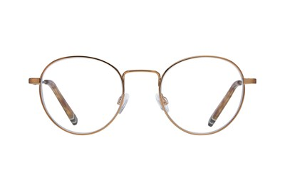 Lunettos Baham Reading Glasses Brown