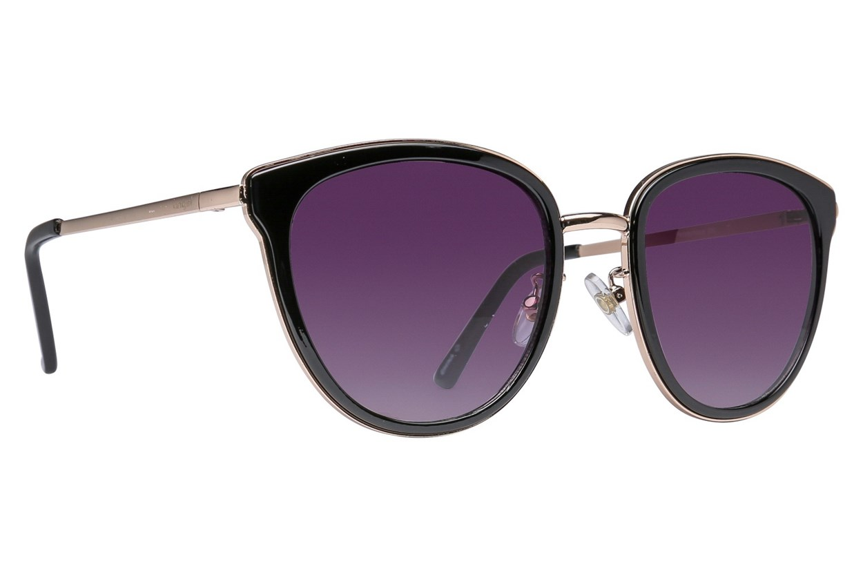Angel Persephone Sunglasses - Black