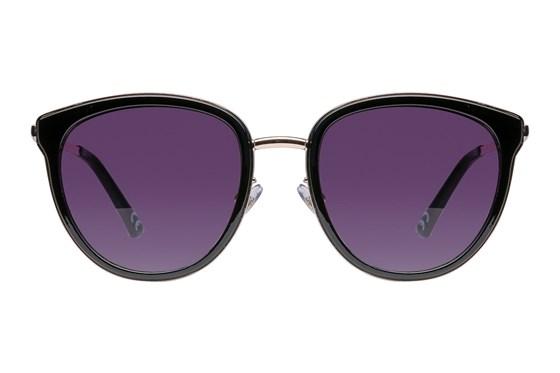 Angel Persephone Black Sunglasses