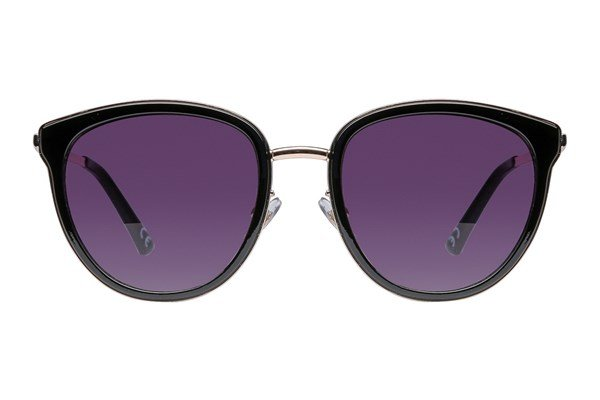 Angel Persephone Black Sunglasses