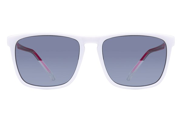 Anarchy Ricochet White Sunglasses