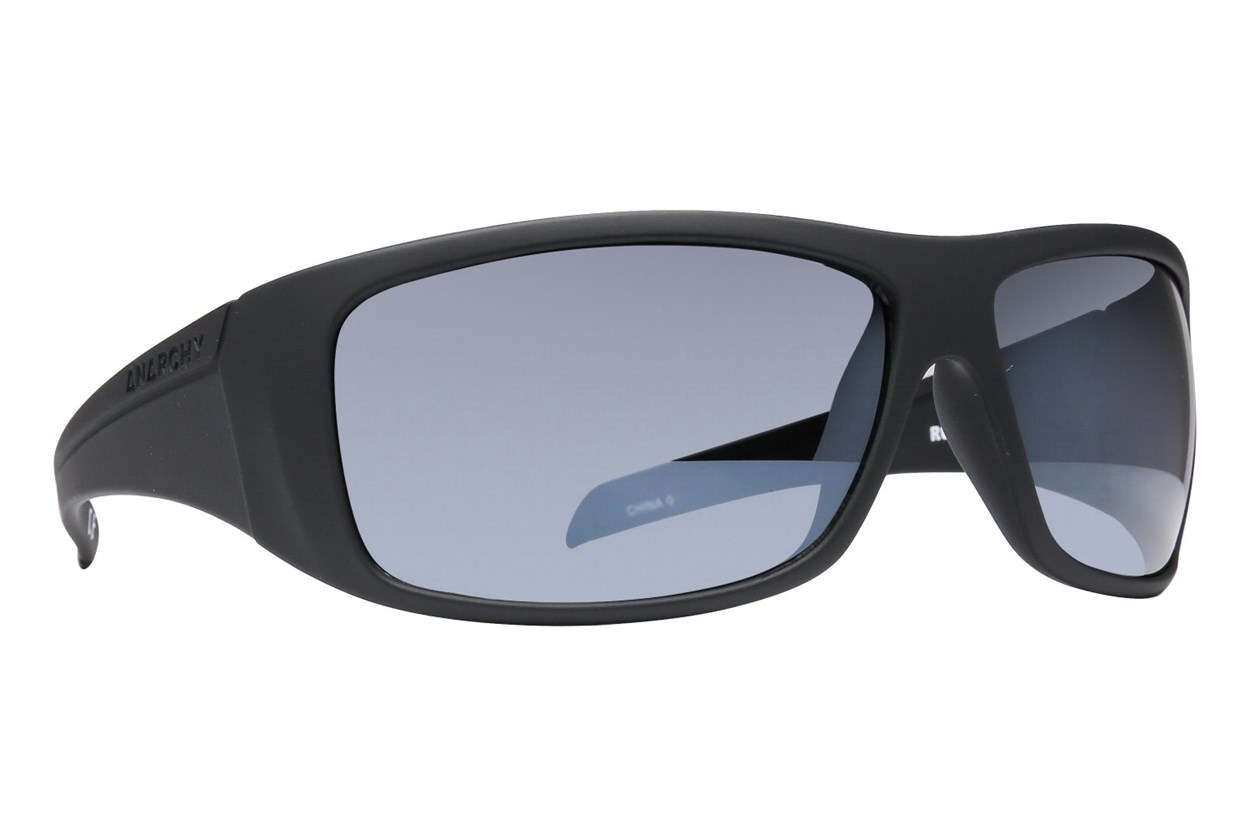 Anarchy Rowdy Sunglasses - Black