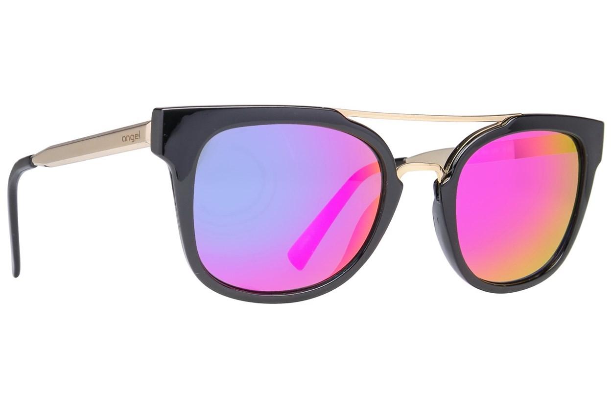Angel Severine Black Sunglasses