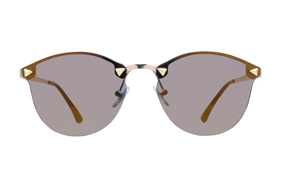 Angel Sienna Gold Sunglasses
