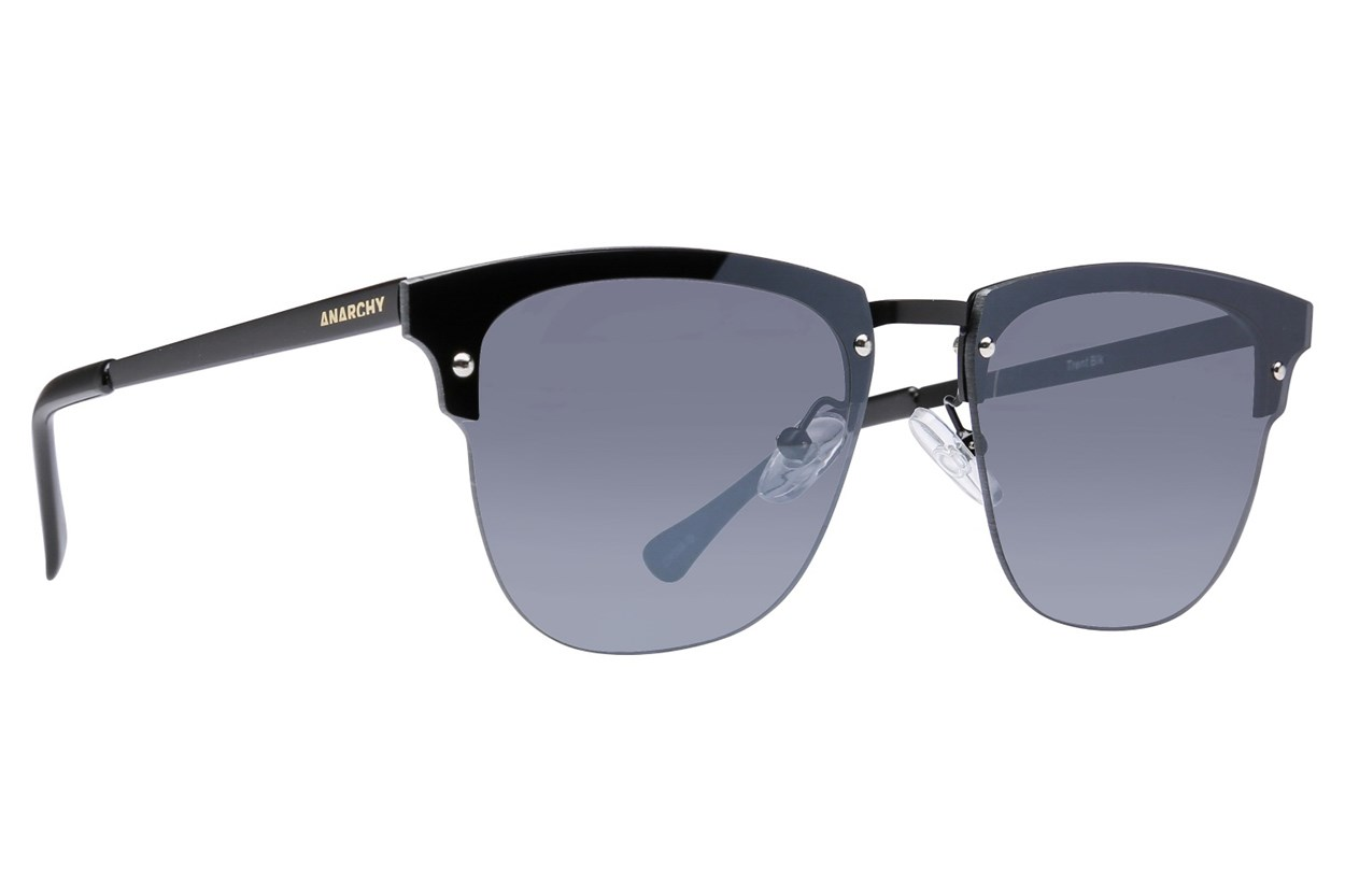Anarchy Trent Sunglasses - Black