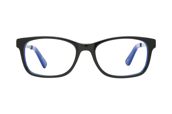 Batman BME5 Eyeglasses - Black