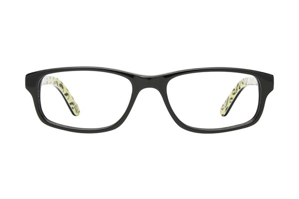 Batman BME6B Eyeglasses - Black