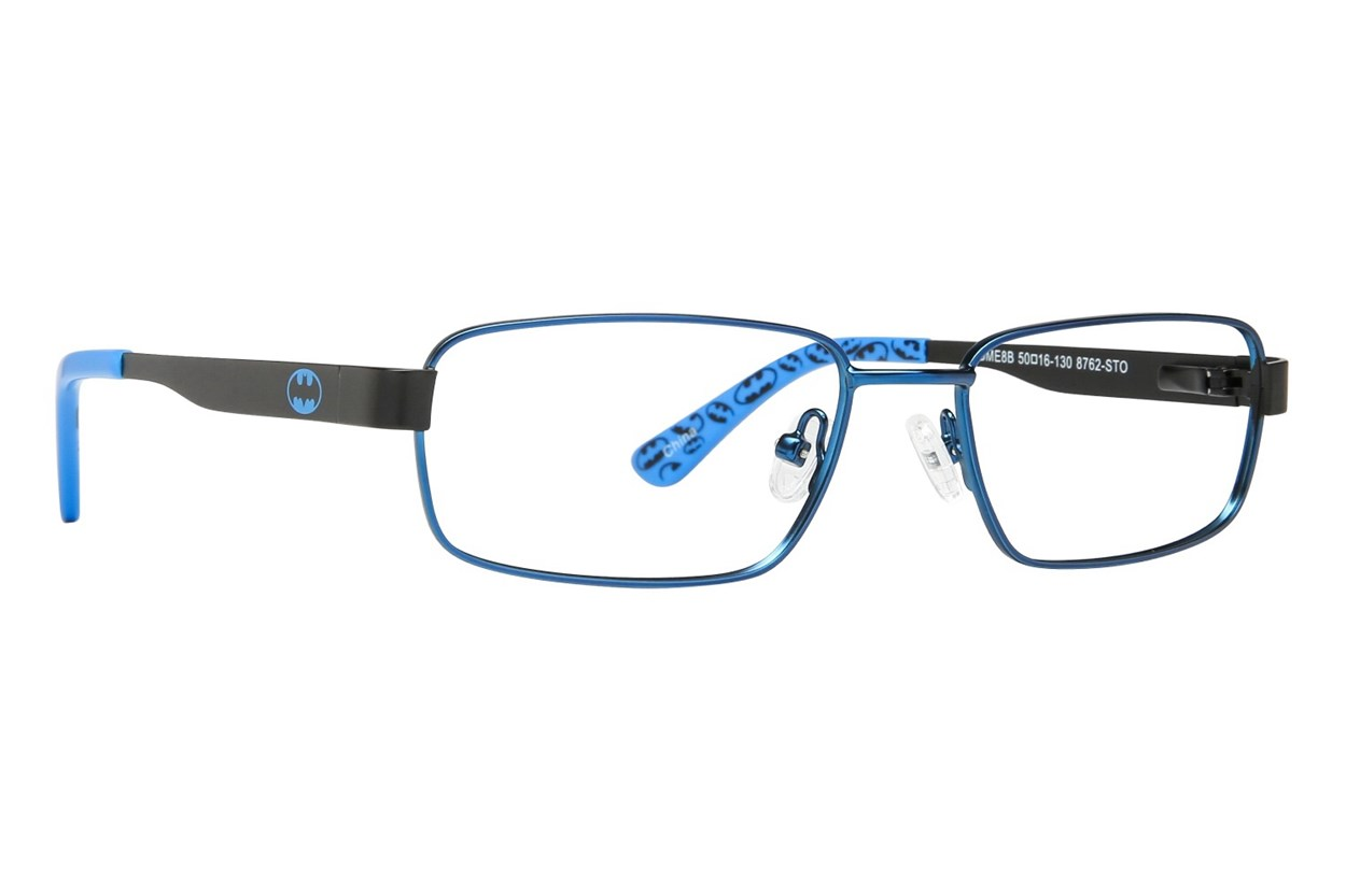 Batman BME8B Blue Eyeglasses