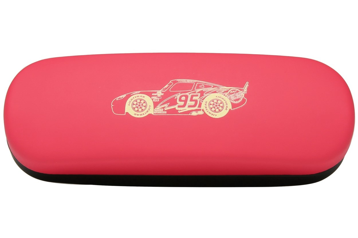 Alternate Image 1 - Disney Cars CAE2 Black Eyeglasses