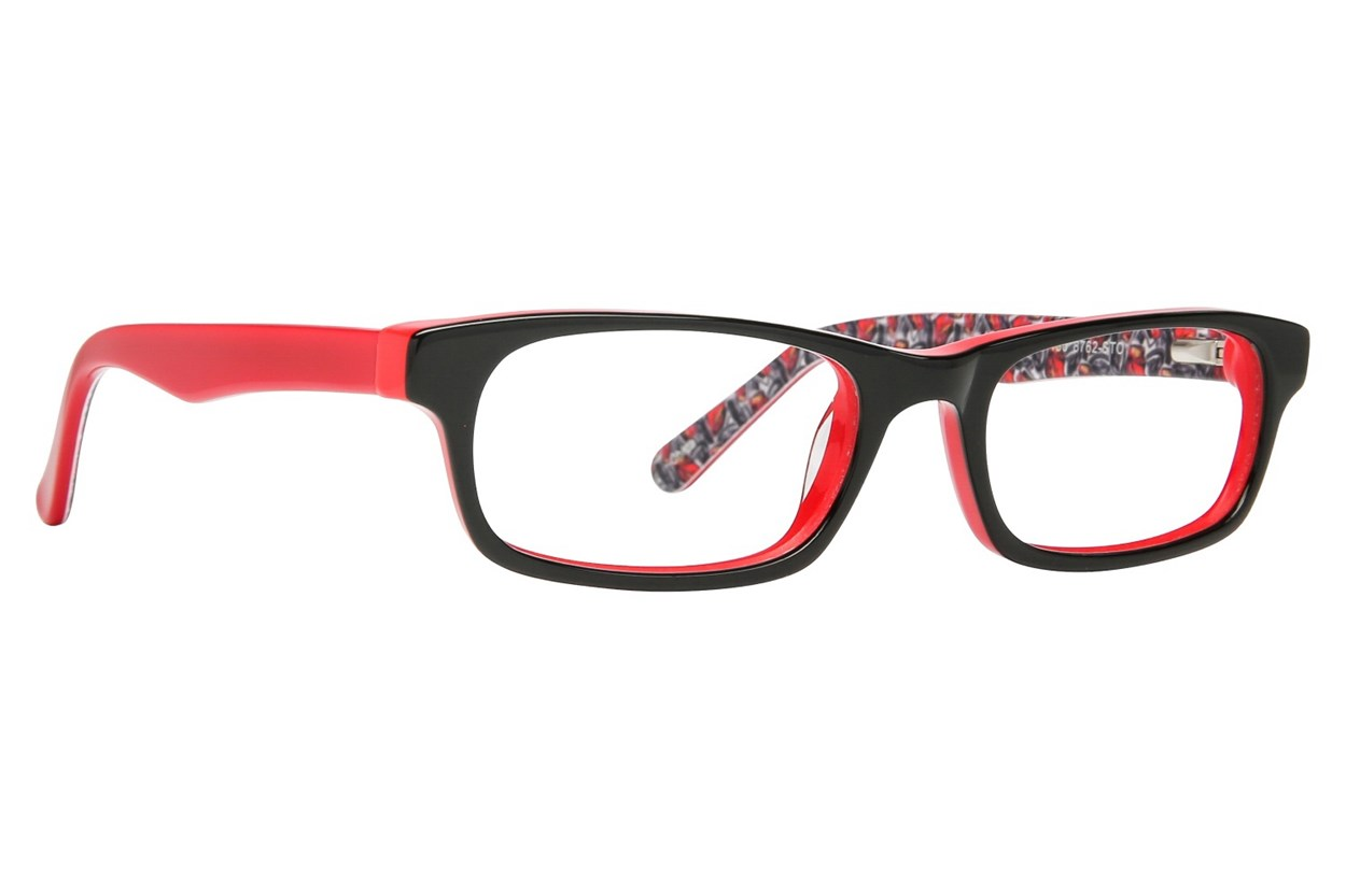 Disney Cars CAE2 Black Eyeglasses