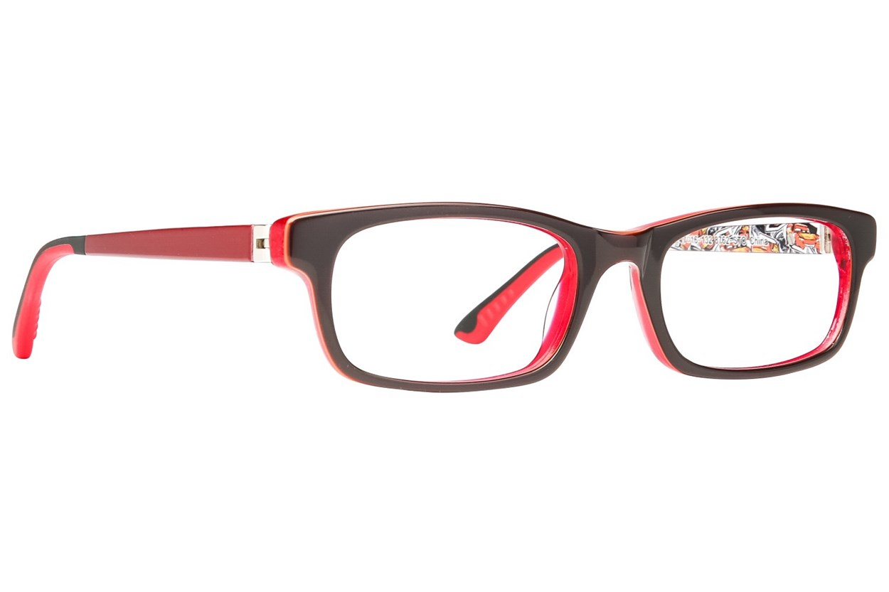 Disney Cars CAE5 Black Eyeglasses