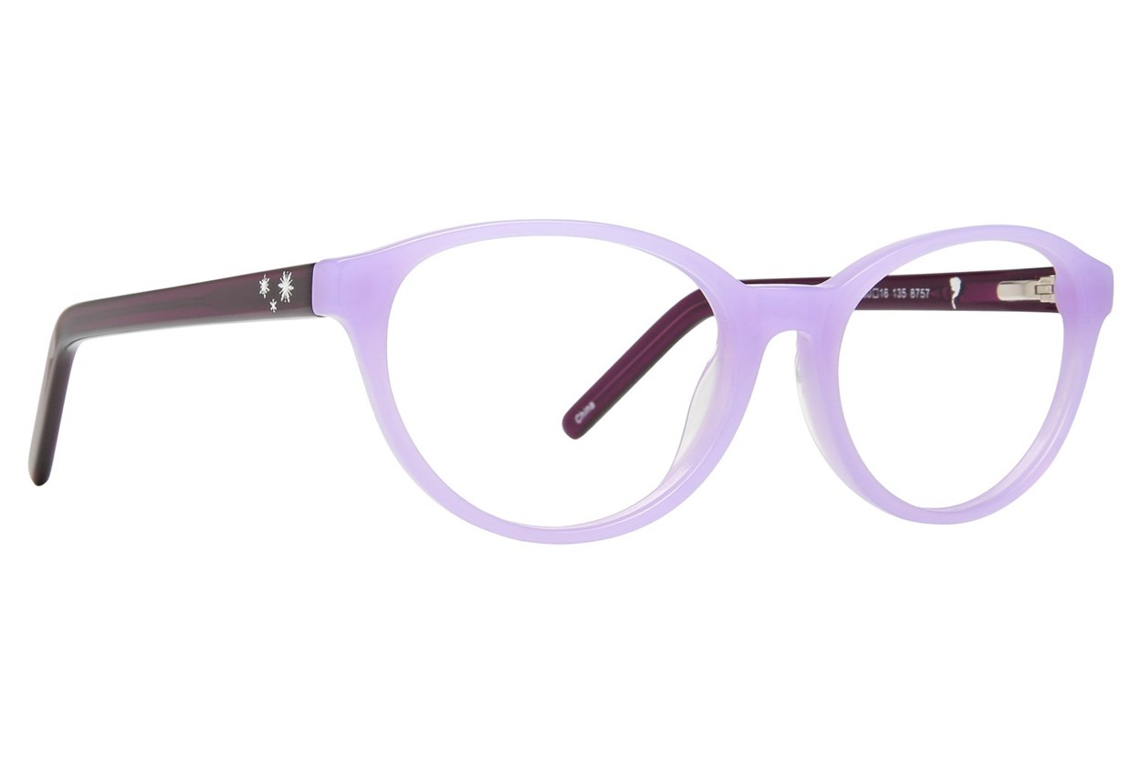 Disney Frozen FZE1 Purple Eyeglasses