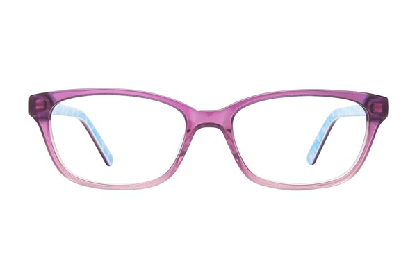 Disney Frozen FZE2 Purple Eyeglasses