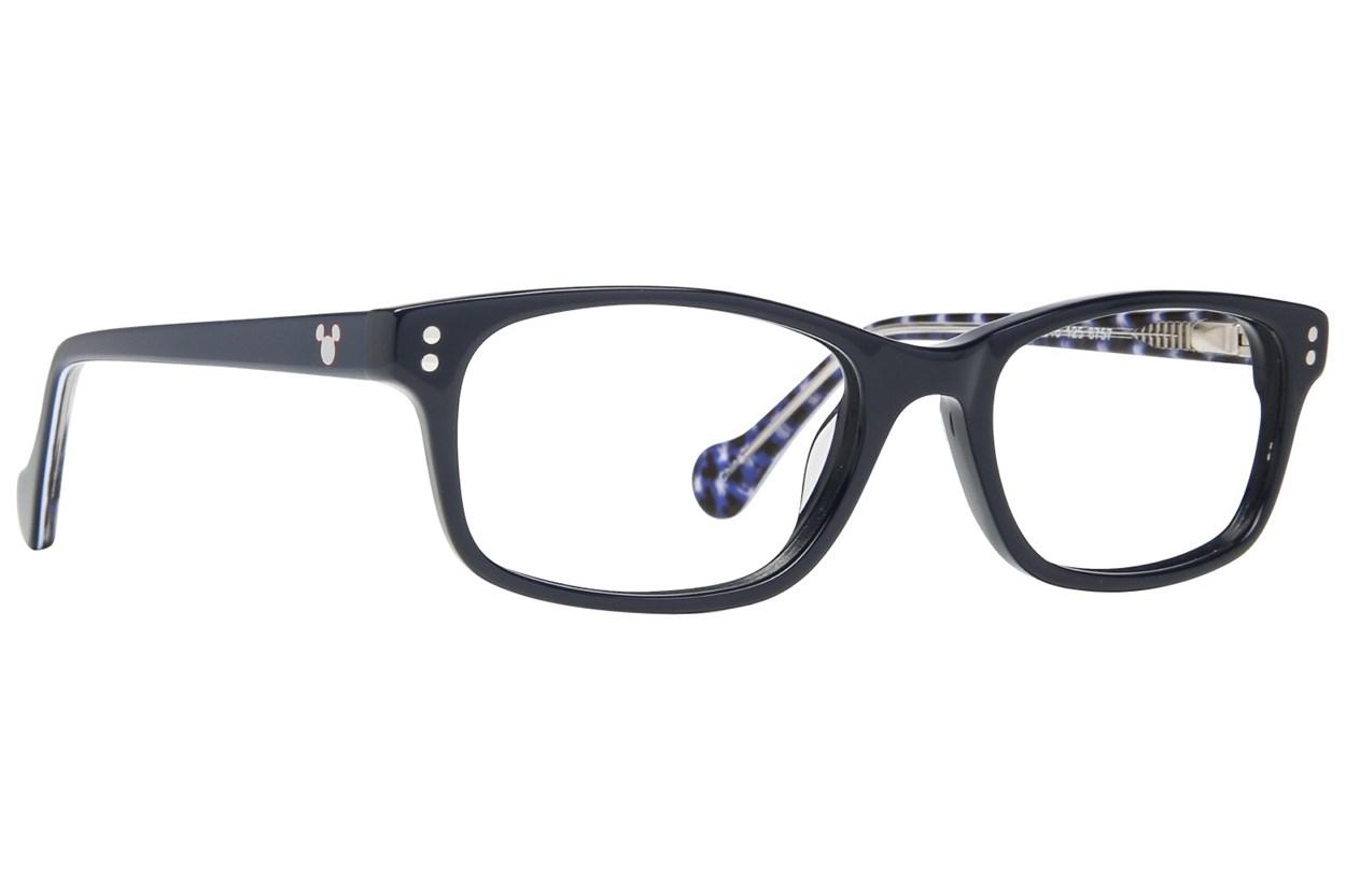 Disney Mickey Mouse MME1 Blue Eyeglasses