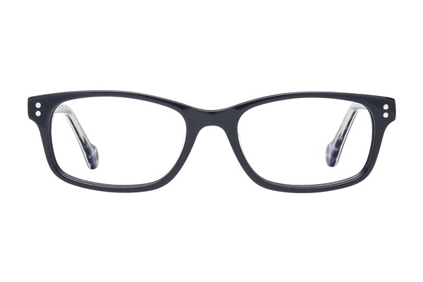 Disney Mickey Mouse MME1 Blue Eyeglasses