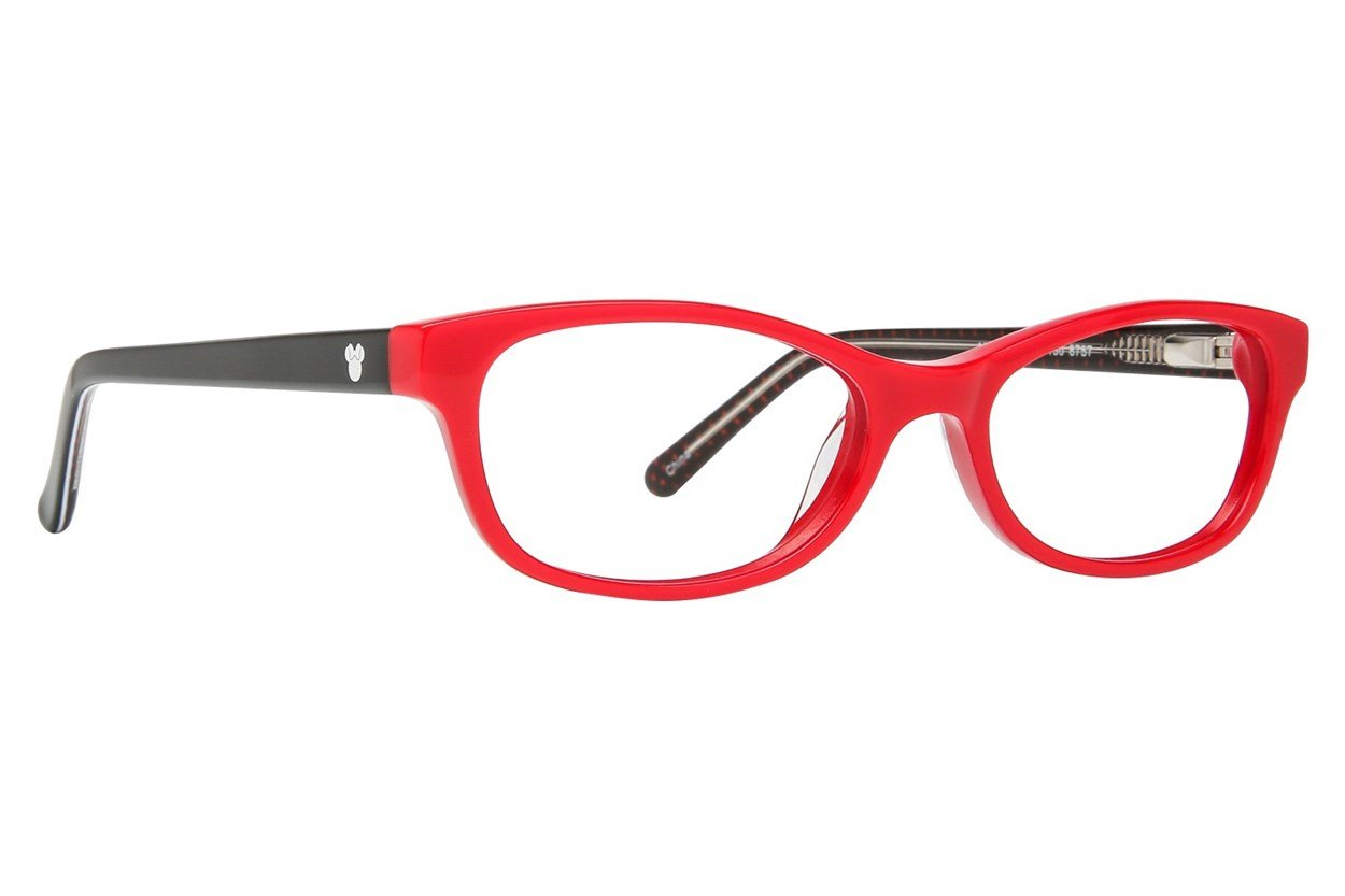 Disney Minnie Mouse MEE4 Red Eyeglasses
