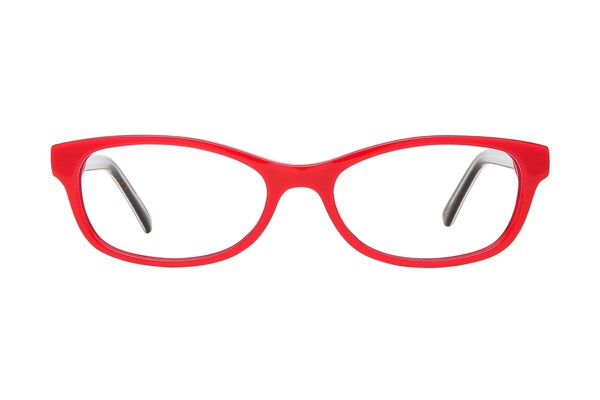Disney Minnie Mouse MEE4 Eyeglasses - Red