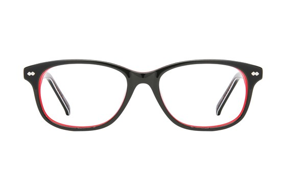 Disney Minnie Mouse MEE2B Red Eyeglasses