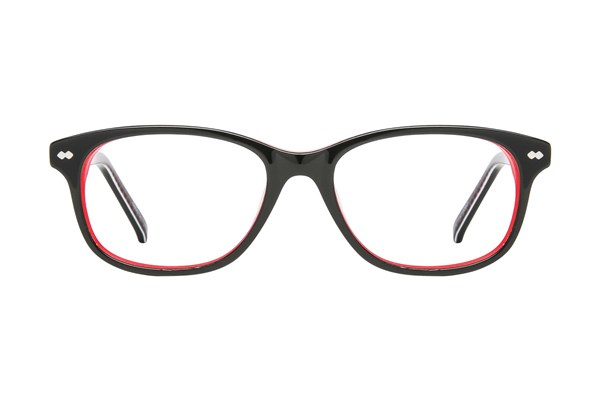 Disney Minnie Mouse MEE2B Red Eyeglasses