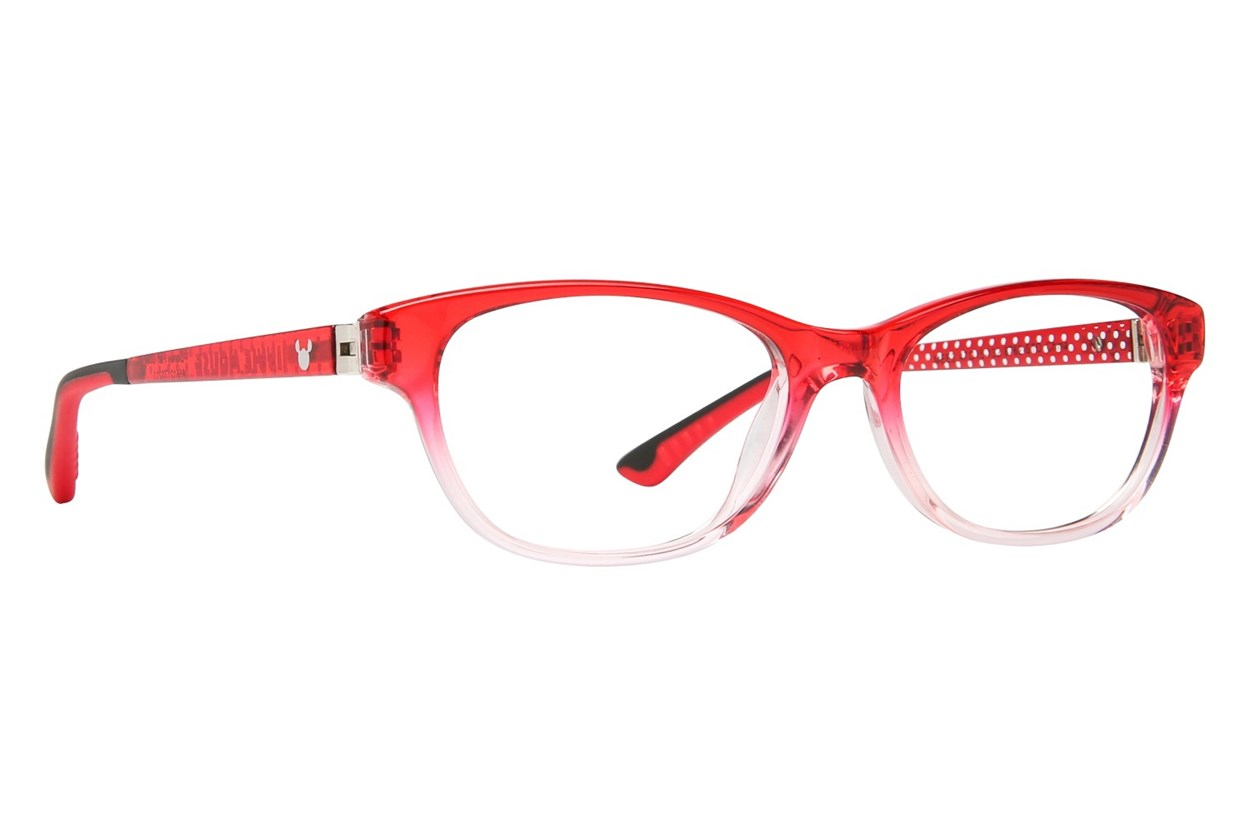 Disney Minnie Mouse MEE3 Red Eyeglasses