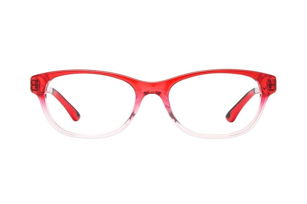 Disney Minnie Mouse MEE3 Eyeglasses - Red