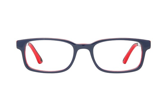 Disney Mickey Mouse MME3 Blue Eyeglasses