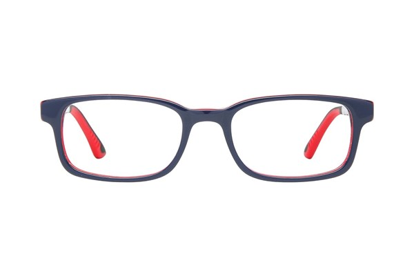 Disney Mickey Mouse MME3 Blue Eyeglasses