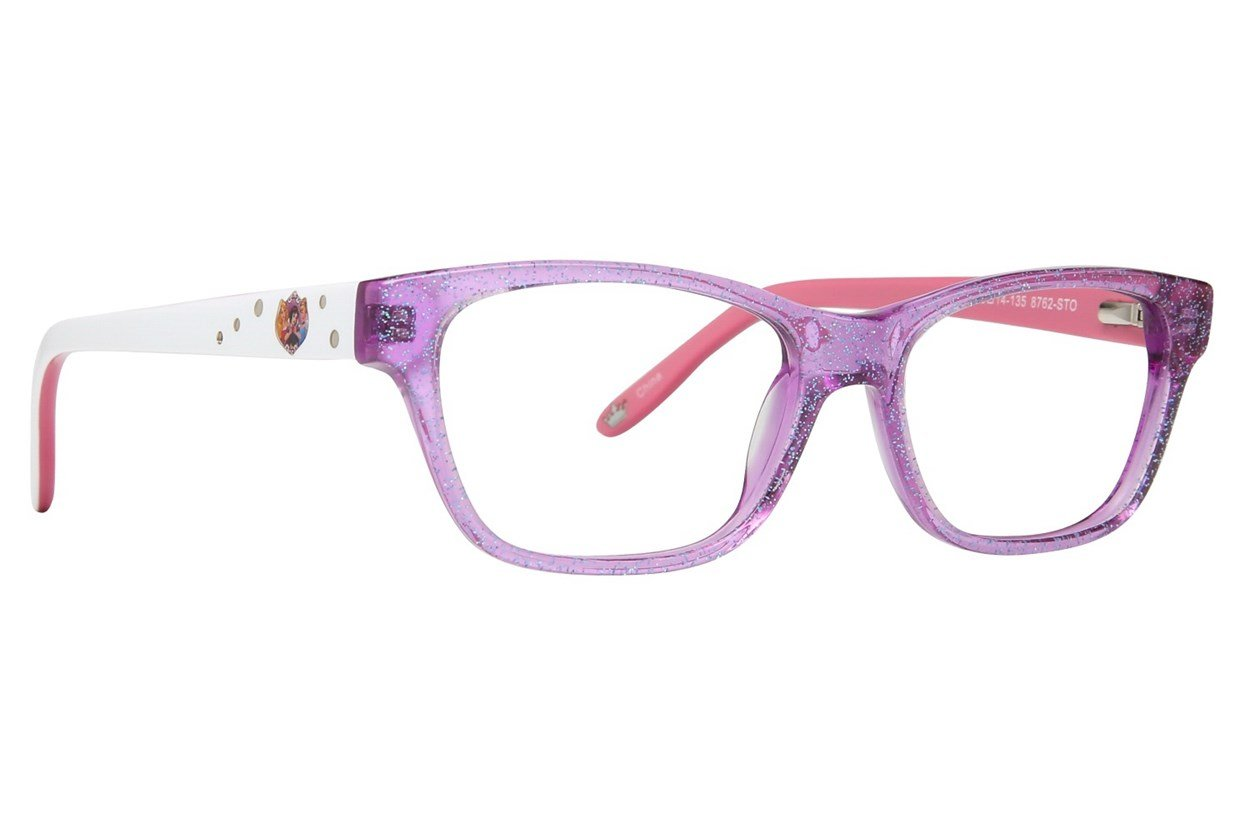 Disney Princess PRE4 Eyeglasses - Purple