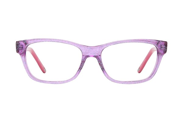 Disney Princess PRE4 Purple Eyeglasses