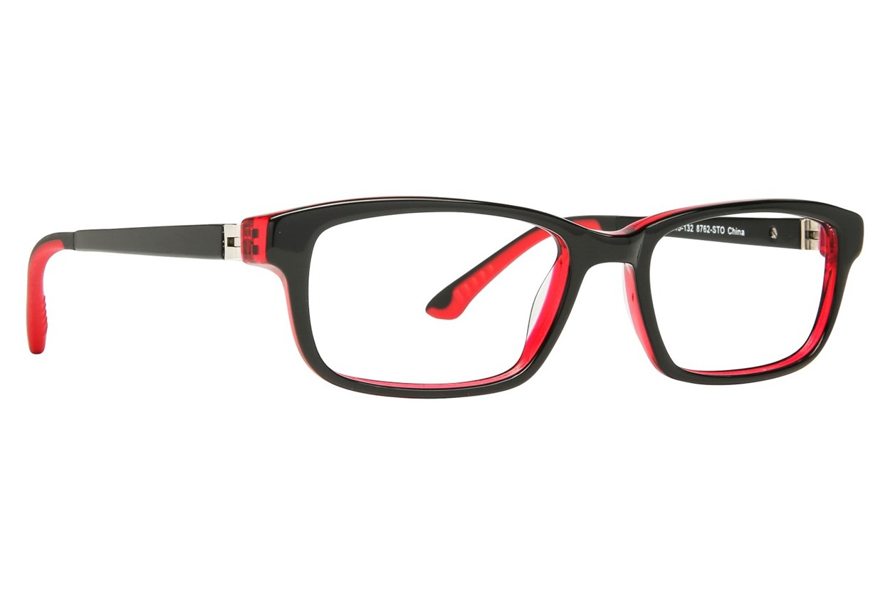 Star Wars STE5D Black Eyeglasses
