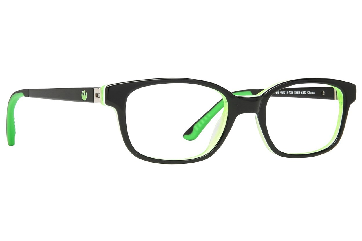 Star Wars STE6 Black Eyeglasses