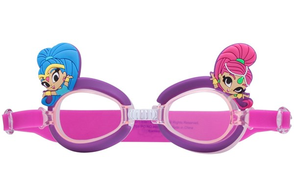 Nickelodeon Shimmer and Shine Swim Goggles SwimmingGoggles - Pink