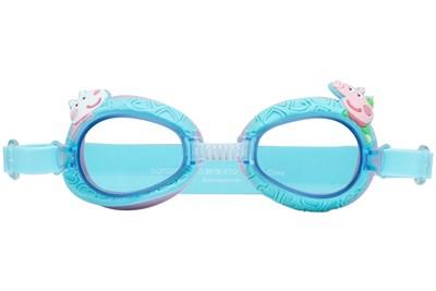 f6129aedbd97 Nickelodeon Peppa Pig Swim Goggles Turquoise
