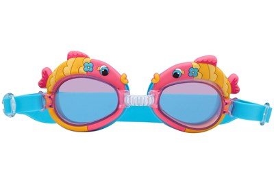 Fish Swim Goggles Orange