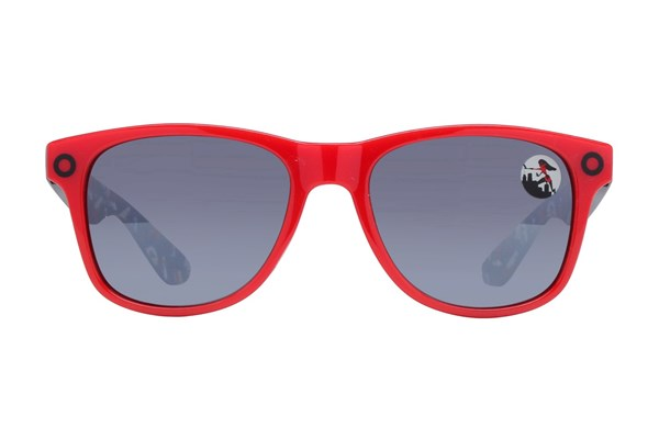 Disney Incredibles IN00018 Red Sunglasses