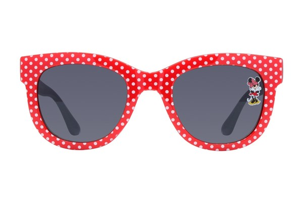 Disney Minnie MEFZS1 Red Sunglasses