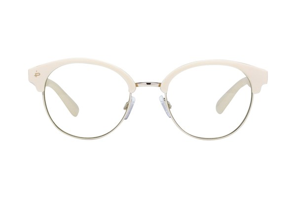 Prive Revaux The Angelou White Eyeglasses