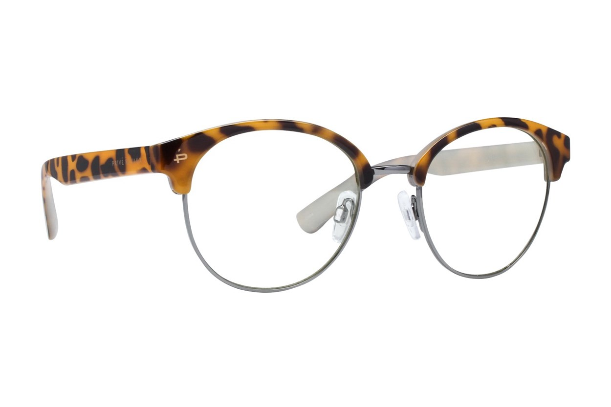Prive Revaux The Angelou Eyeglasses - Tortoise