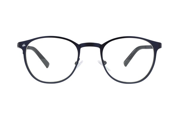 Prive Revaux The Buber Blue Eyeglasses