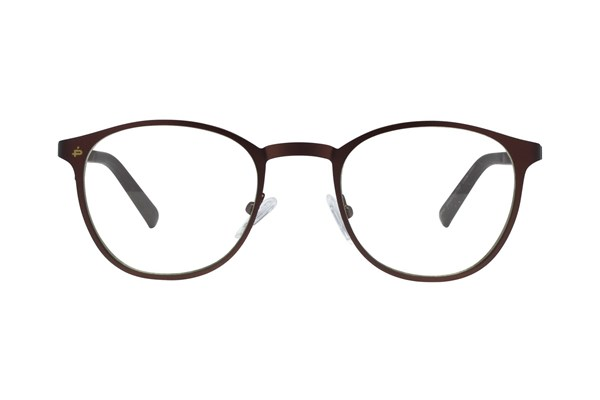 Prive Revaux The Buber Brown Eyeglasses
