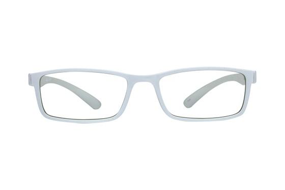 Prive Revaux The Confucius White Eyeglasses