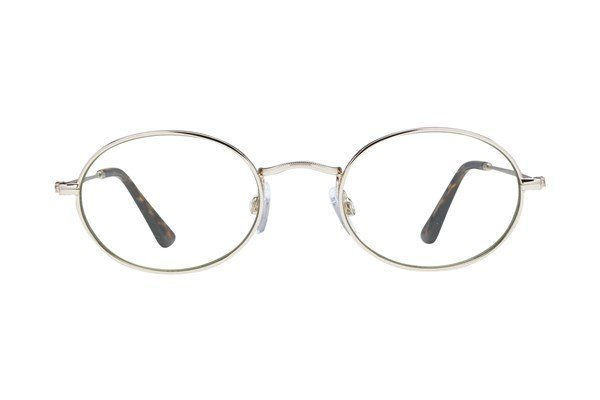 Prive Revaux The Douglas Gold Eyeglasses