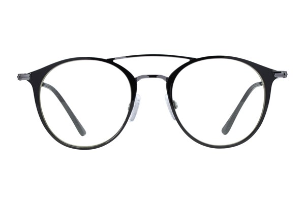 Prive Revaux The Epicurus Black Eyeglasses