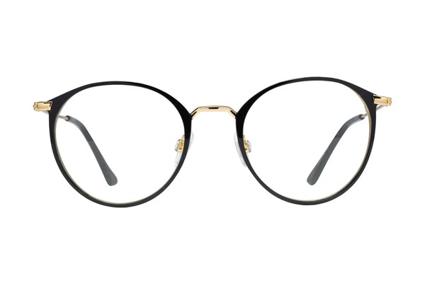 Prive Revaux The Rand Eyeglasses - Gold
