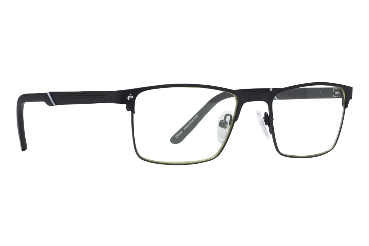 Prive Revaux The Spinonza Black Eyeglasses