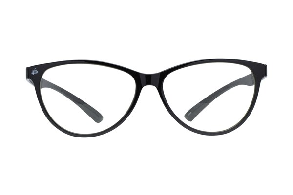 Prive Revaux The Thoreau Black Eyeglasses