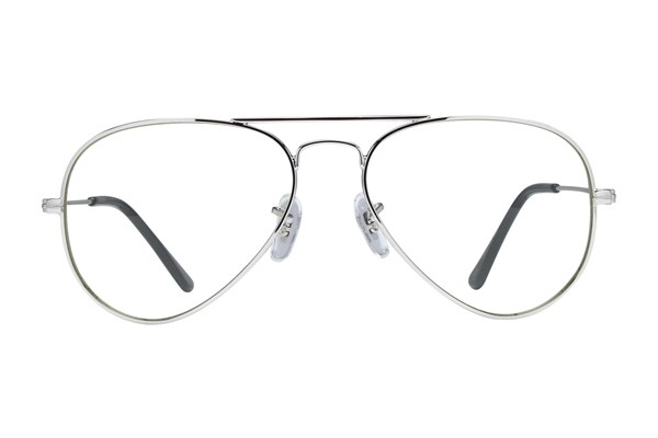 Prive Revaux The Voltaire Silver Eyeglasses