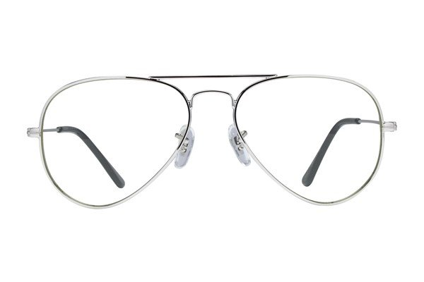 Prive Revaux The Voltaire Eyeglasses - Silver